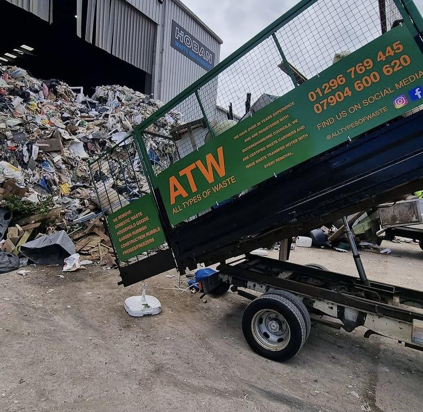 Aylesbury rubbish clearance